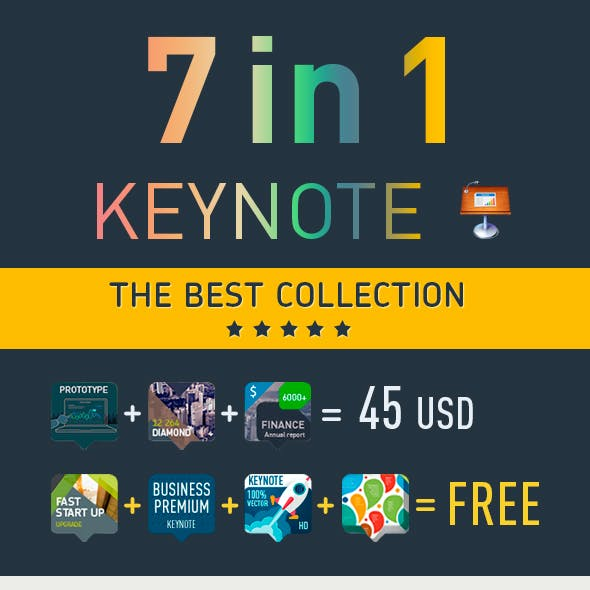 7 in 1 Keynote presentation