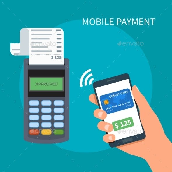 Mobile Payments With Smartphone