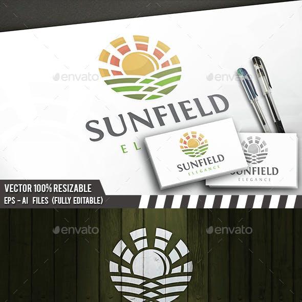 Sun Field Logo