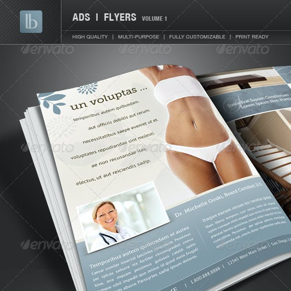 Ads | Business Flyers | Volume 1