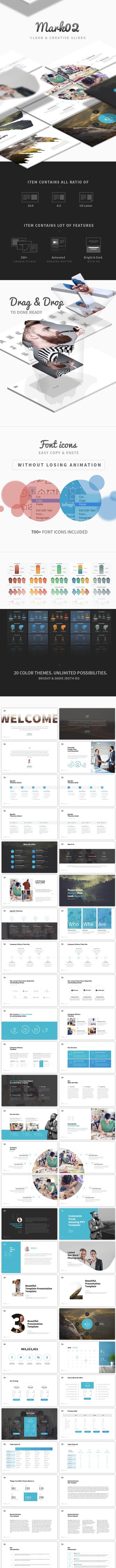 MARK02-Powerpoint Template  - Business PowerPoint Templates