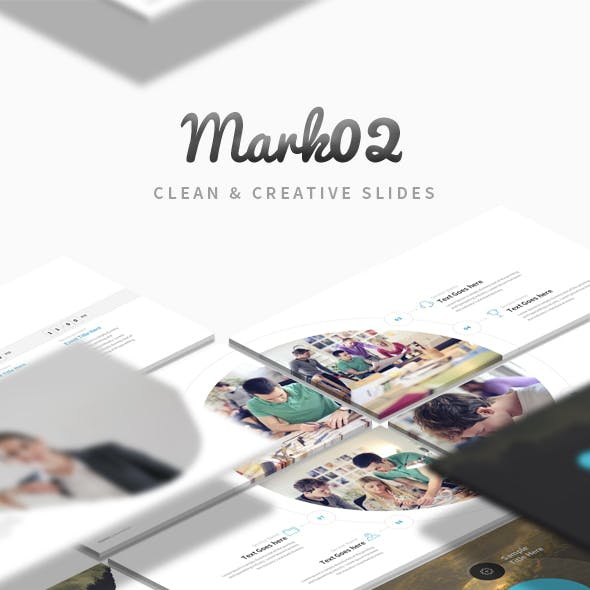 MARK02-Powerpoint Template
