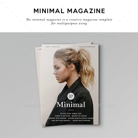 Clean Magazine 53 Pages