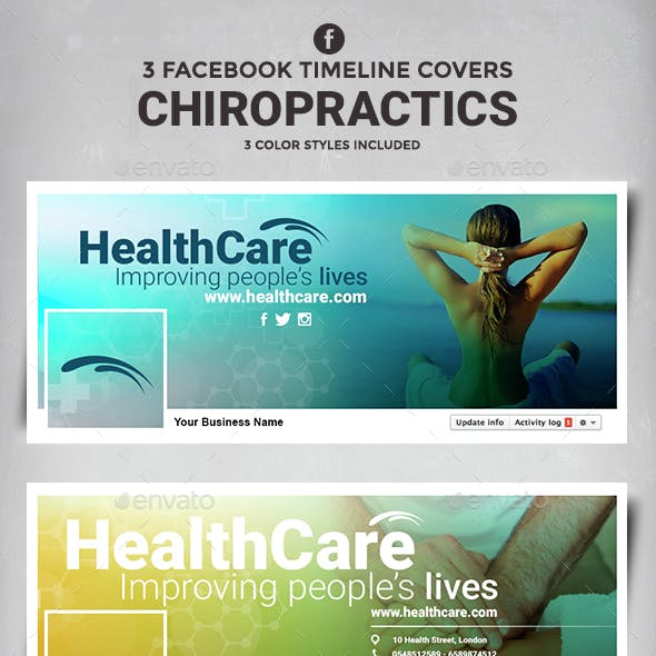 Facebook Timeline Covers - Chiropratic