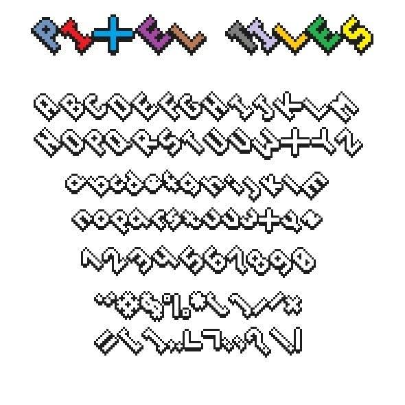 Pixel Tiles