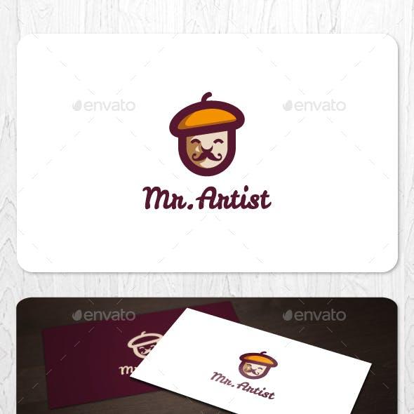 Mr Artist Logo