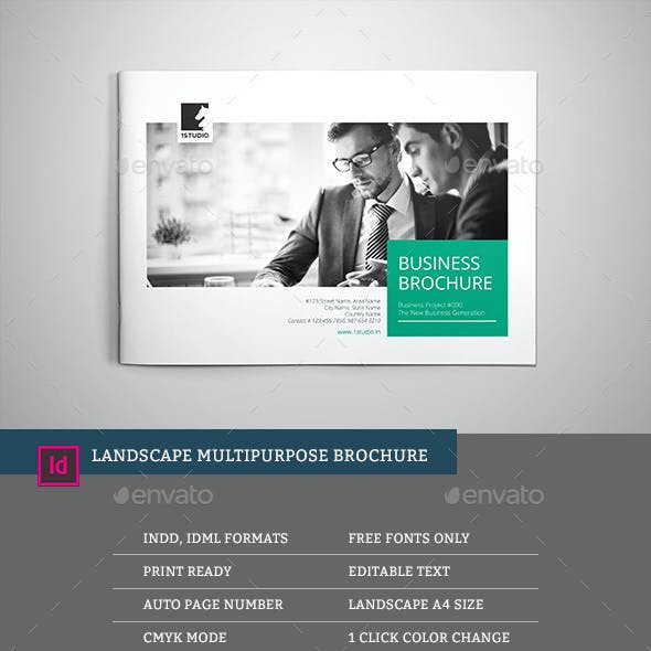 Landscape Access Multipurpose Brochure