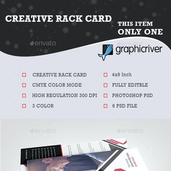 Creative Rack Card