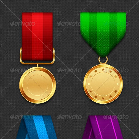 Four Gold Medals