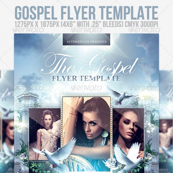 2 662 Church Flyer Templates Sorted By Best Ers