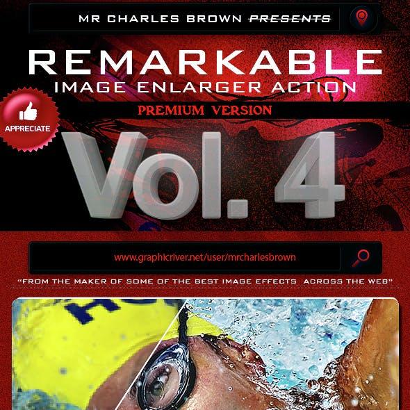 Remarkable Image Enlarger Action v4