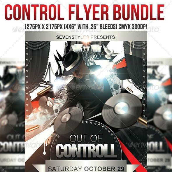 Control Flyer Bundle