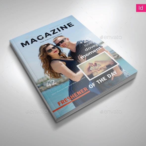Magazine Template | Issue 16