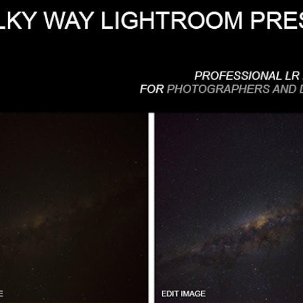 1 Preset Milky Way LR