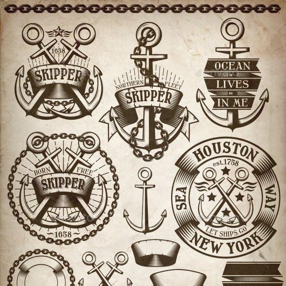 Anchor Logos Kit