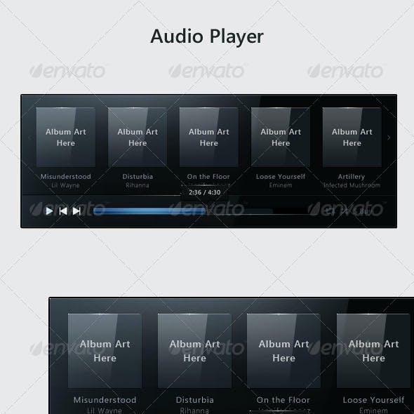 Web Music Player