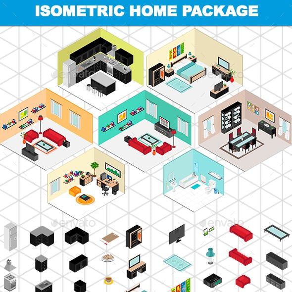 Isometric Home Package