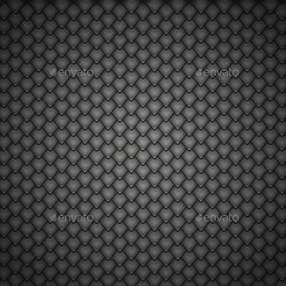 Reptile Scales Pattern Background