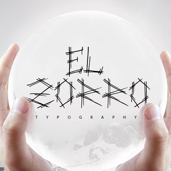 El Zorro Script Typeface