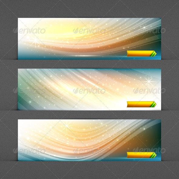 Dynamic Solar Fields Banners - Web Technology