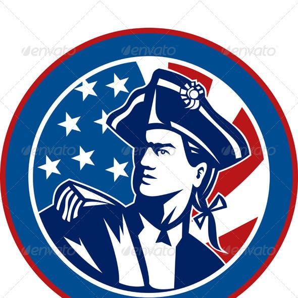 American Patriot Minuteman Revolution Militia