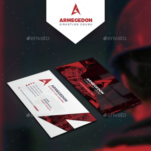 International Business Card Templates