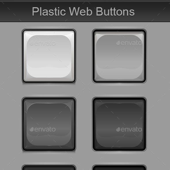 Plastic Web Buttons 2