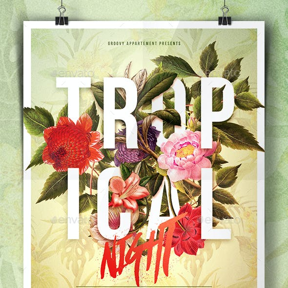 Tropical Night Flyer