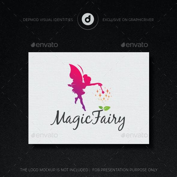 Magic Fairy Logo