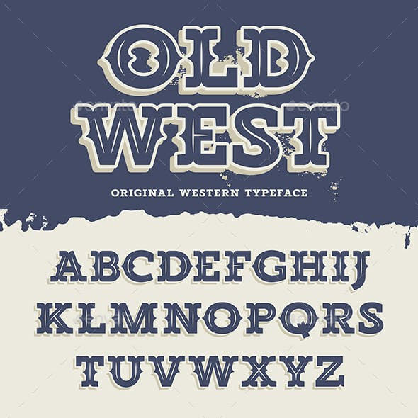 Old West Font
