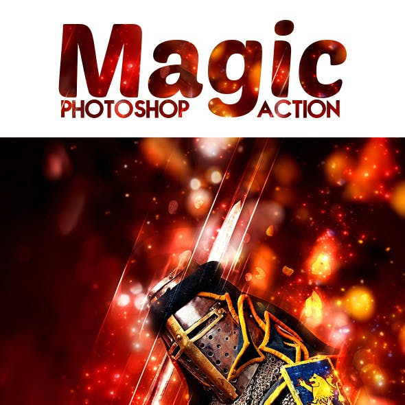Magic Photoshop Action