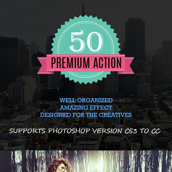 50 Premium Ps Actions