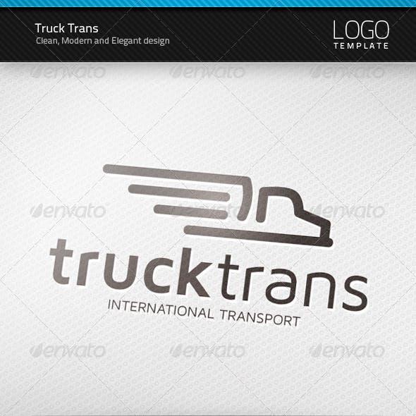 Truck Trans Logo
