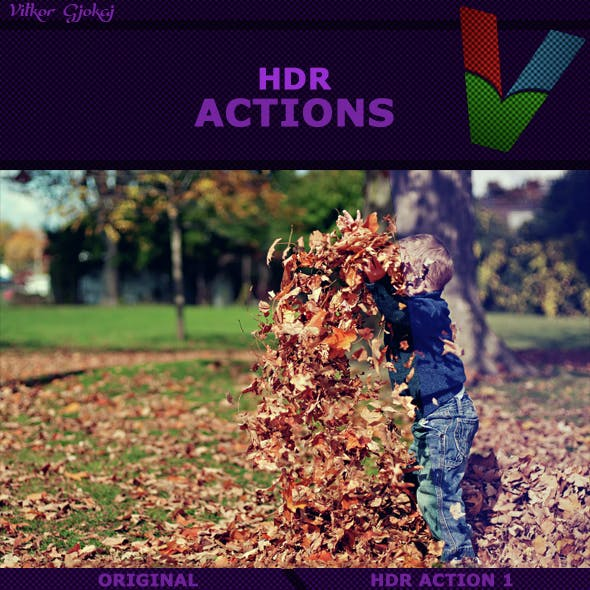 HDR Actions I