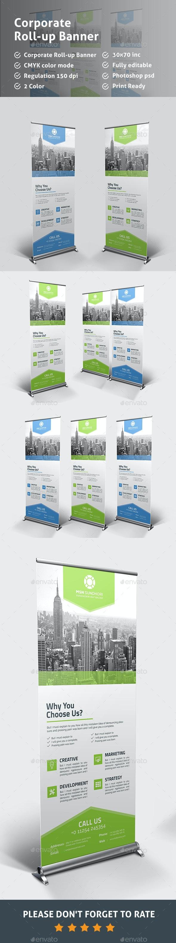 Corporate Multipurpose Banner Template