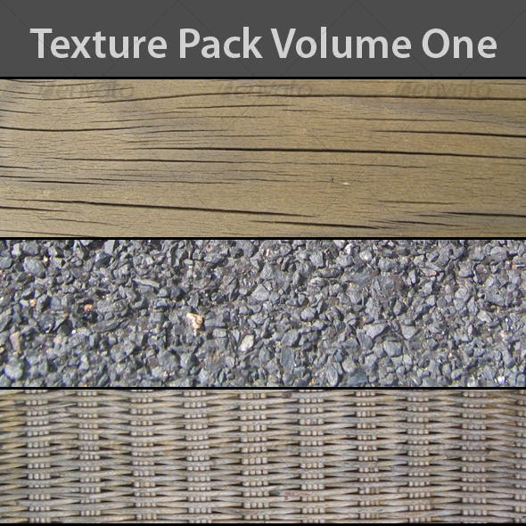 Texture Pack Volume One
