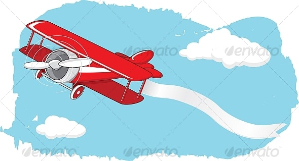 plane - Objects Vectors