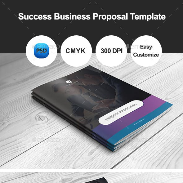 Success Business Proposal Template