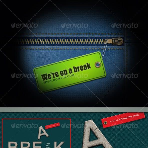 On a Break #2