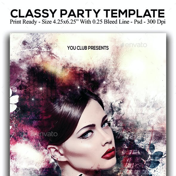 Classy Party