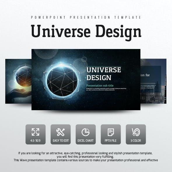 Universe Design