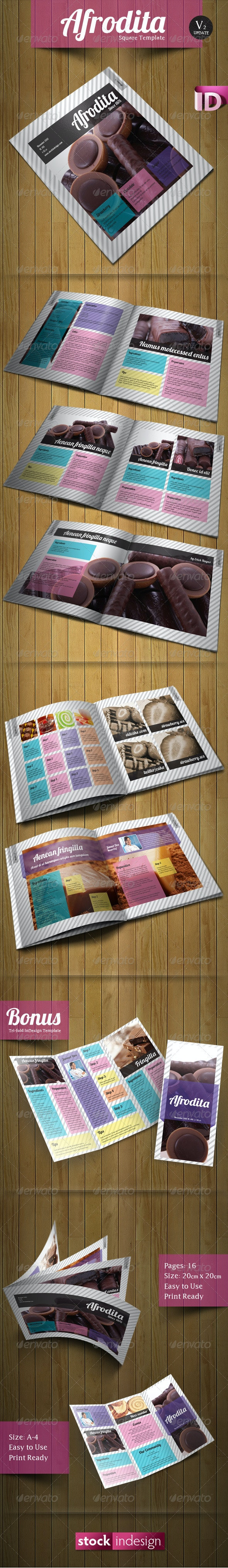InDesign Modern Newsletter (16 pages) - Newsletters Print Templates