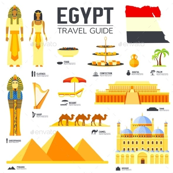 Country Egypt Travel Vacation Guide Of Goods