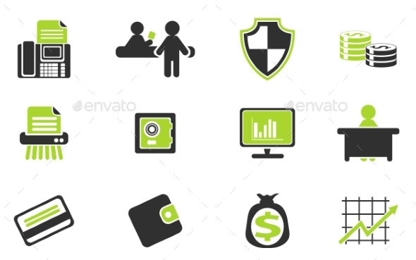 Finance Icons - Icons