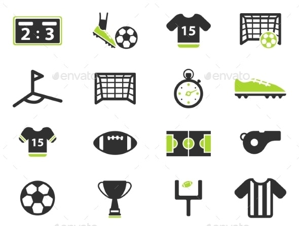 Football Simply Icons - Icons