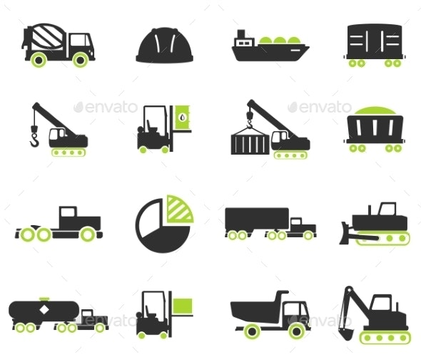 Industrial Simply Icons - Icons