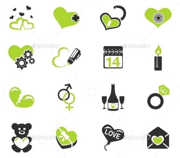 Valentines And Love Icons - Icons
