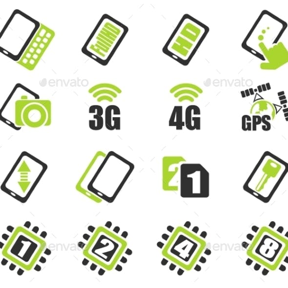 Mobile Or Smartphone Specifications And Functions