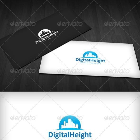 Digital Height Logo