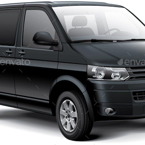 German Passenger Van